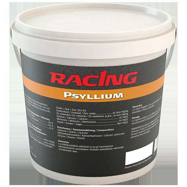 Racing Psyllium