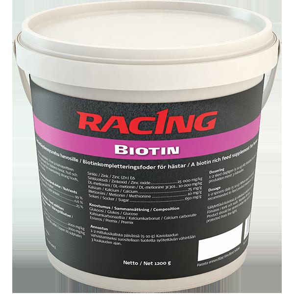 Racing Biotin
