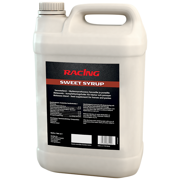 Racing Sweet Syrup