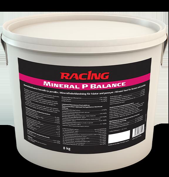 Racing Mineral P Balance